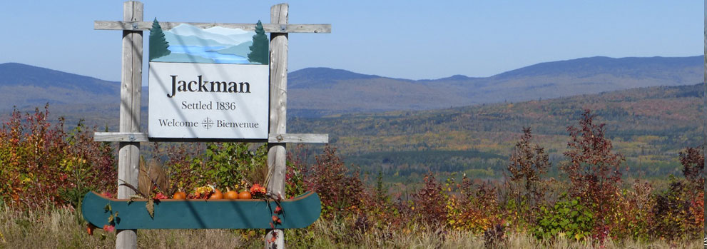 Jackman Maine Established
