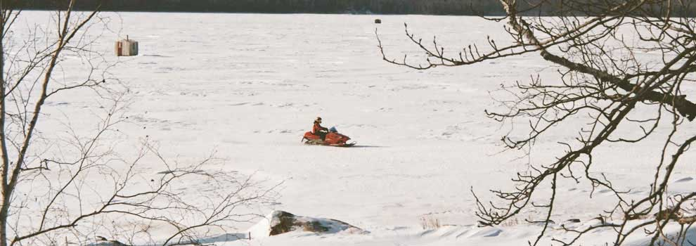 Maine Snowmobile